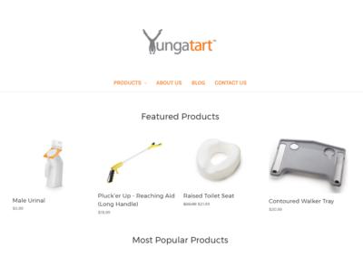 YungaTart Online Store