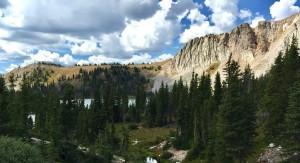 Snowy Range Mountains - Medicine Bow Peak